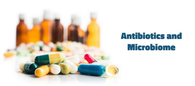 Antibiotics and Microbiome